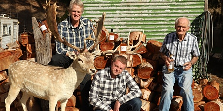 SPIRIT OF THE STAG DINNER IN THE TAXIDERMY DEN tickets