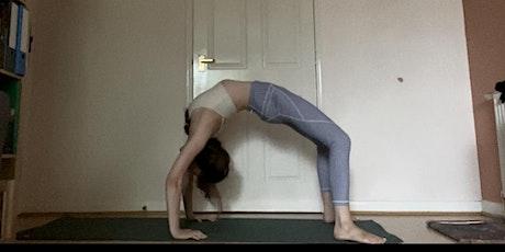 Yoga with Jess tickets