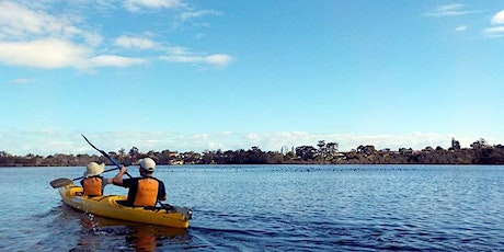 Cast Day Out! Kayaking in South Perth tickets