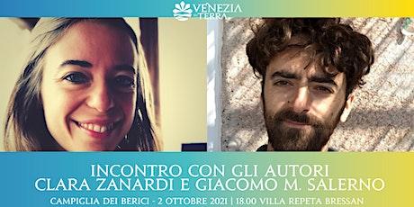 Incontro con gli autori C. Zanardi e G.M. Salerno biglietti