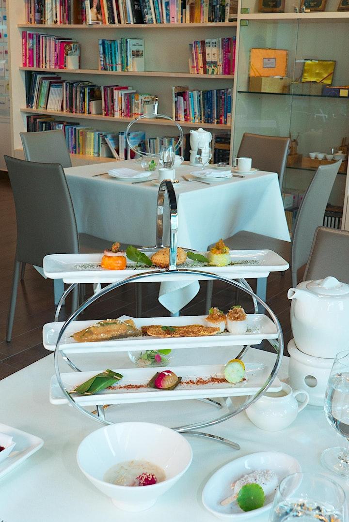 Sunday Luxe Series: WellSpent High-Tea image