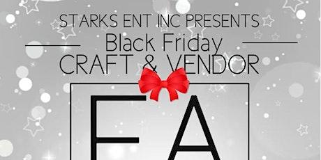 Black Friday Craft & Vendor Fair tickets