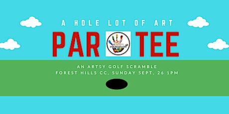A Hole Lot of Art, an Artsy Golf Scramble tickets