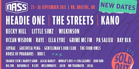 Nass Festival 2021 -  Wknd Camping tickets