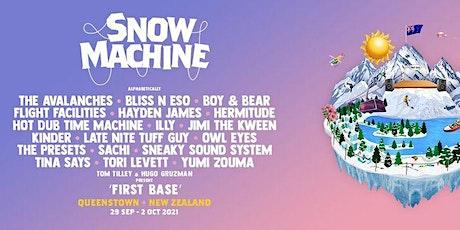 Snow Machine | Queenstown 2021 tickets