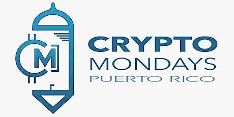 CryptoMondays tickets
