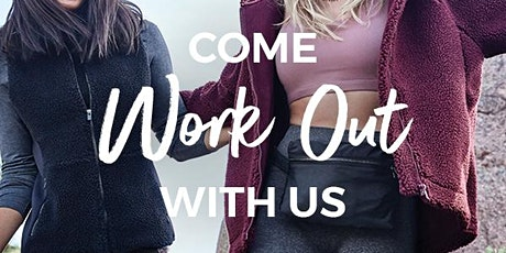 FREE Barre Class with The Barre Code Plano @Fabletics Legacy West tickets