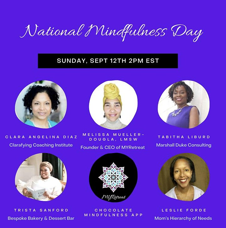 National Mindfulness Day image