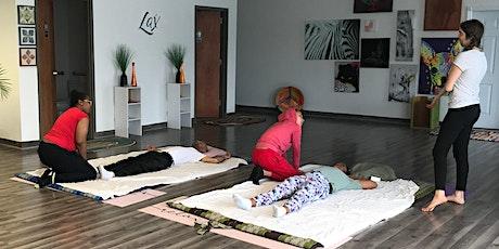 Thai Yoga Fundamentals Workshop (SomaVeda® Level 1) tickets