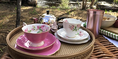 Flower Crowns and High Tea @ The Sanctuary tickets