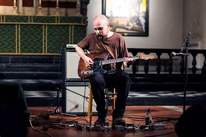 Dean McPhee + Andrew Dr Abbott + The Universal Veil image
