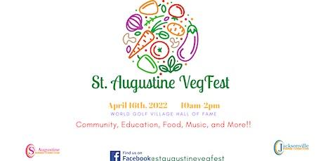 2nd Annual St. Augustine VegFest tickets