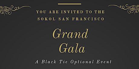 Sokol San Francisco Grand Gala tickets