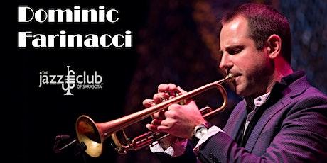 Dominick Farinacci with La Lucha - Monday Night Jazz Cabaret tickets