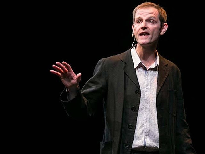 STORYTELLERS' TOOLKIT – A Workshop for Adults: with Daniel Morden image