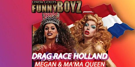 FunnyBoyz Brighton presents... RUPAUL'S DRAG RACE HOLLAND tickets