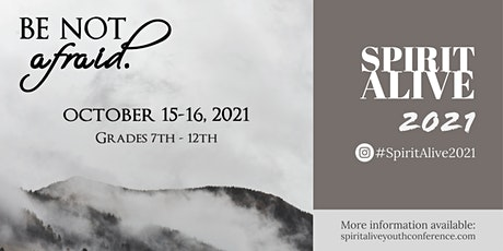 Spirit Alive 2021 tickets