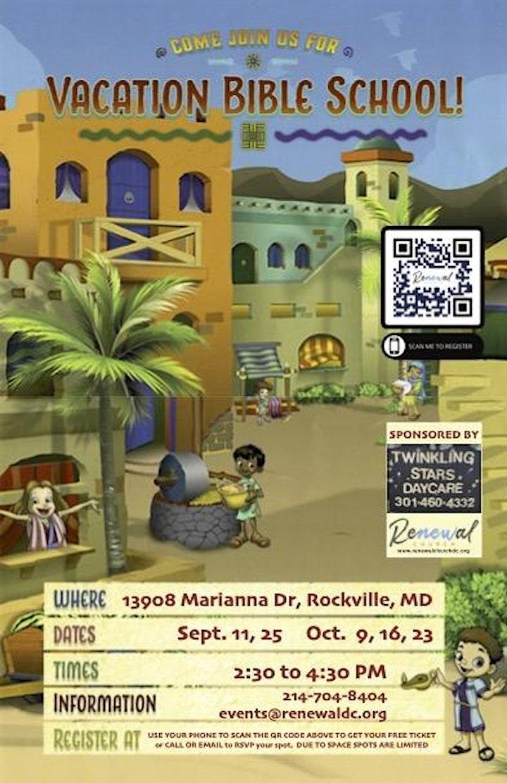 Vacation Bible School image