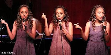 The Moipei Triplets Embrace New York tickets