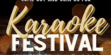Karaoke Festival at Town Center Park In Kingwood tickets