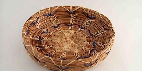 Pine Needle Basketry - Kim Black tickets