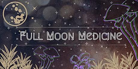 Camp Medicine // Full Moon Healing Fire Ceremony boletos