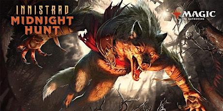 MTG Midnight Hunt Draft! tickets