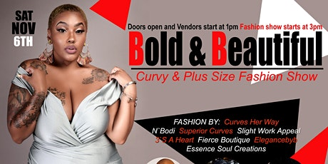 Bold & Beautiful Fashion Show tickets