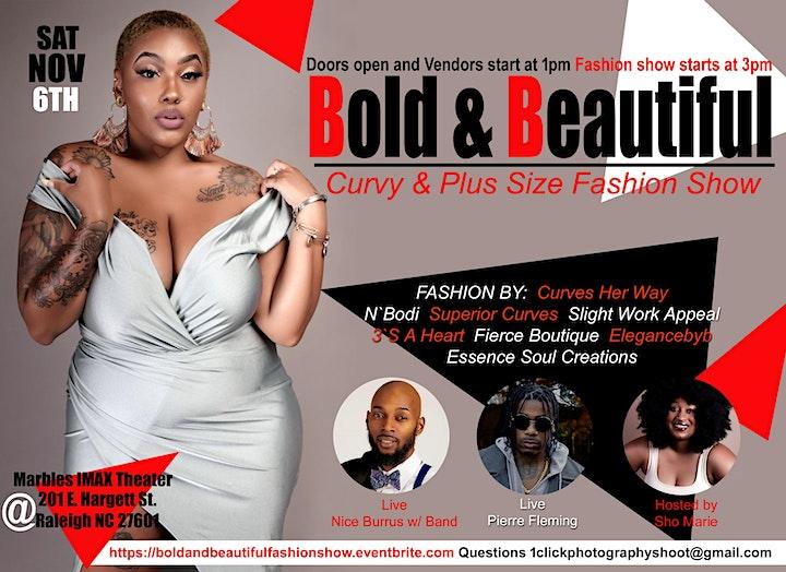 Bold & Beautiful Fashion Show image