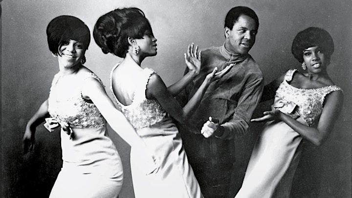 Best of Motown music night image