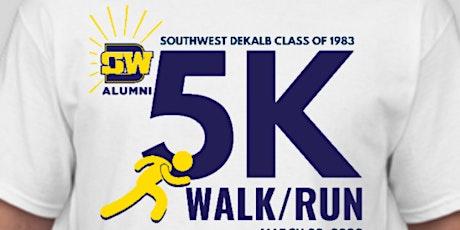 SWD c/o 83 Annual 5K Scholarship Walk/Run (Virtual) tickets