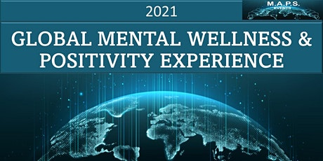 7 -Day  Global Mental  Wellness  & Positivity Experience tickets