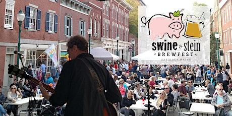 Gardiner Swine & Stein Brewfest tickets