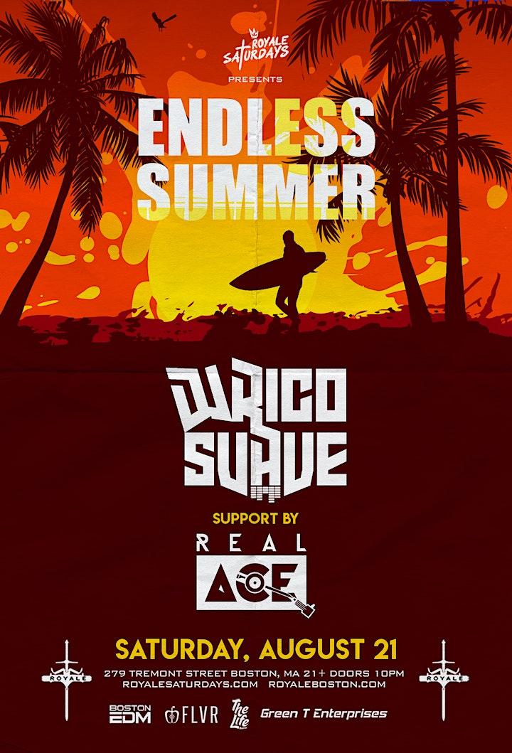 Endless Summer   Royale Saturdays   8.21.21   10:00 PM   21+ image