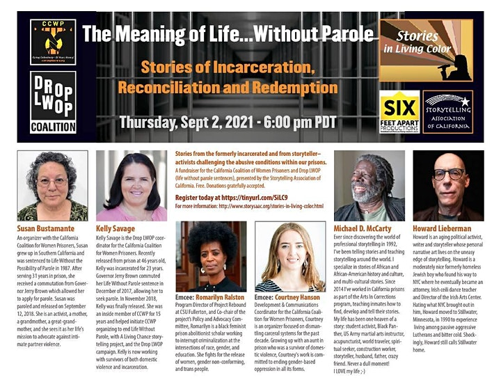 The Meaning of Life... Without Parole image