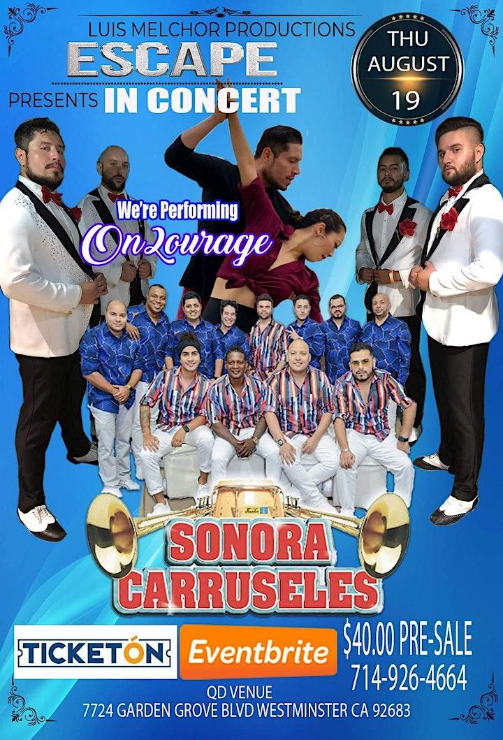 SONORA CARRUSELES image