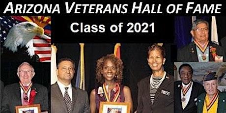 2021 Arizona Veterans Hall of Fame (AVHOF) Induction Ceremony tickets