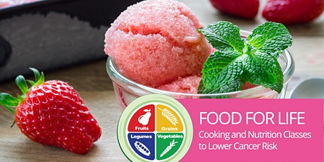 Let's Beat Breast Cancer -Cooking Class 1 - Intro to How Foods Fight Cancer tickets