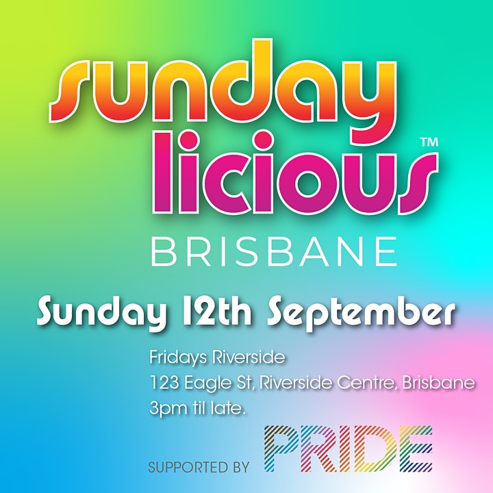 Sundaylicious Brisbane - Cancelled due to COVID-19 in Melbourne image