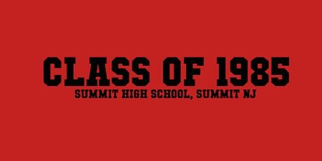 Summit High School Class of 1985 - 35th +  1 Reunion tickets