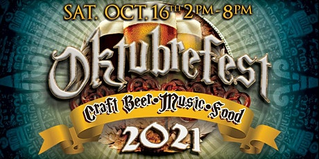OCTUBRE FEST 2021 at The World Beat Center in Balboa Park, San Diego tickets