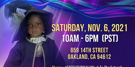 Festival of Black Dolls Show And Sale tickets