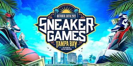 Sneaker Games Tampa Bay tickets