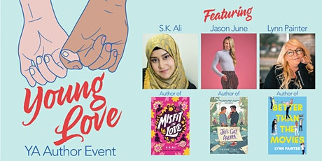 Young Love: YA Author Event tickets