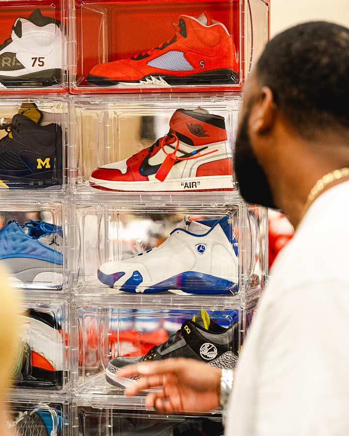 The Sneaker Travelers Tampa 4 Year Anniversary image