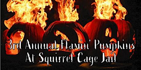 3rd Annual Flamin' Pumpkins tickets