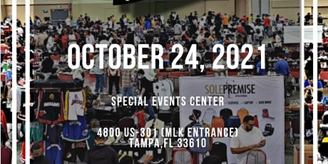 The Sneaker Travelers Tampa 4 Year Anniversary tickets