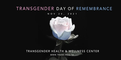 Transgender Day of Remembrance 2021 tickets