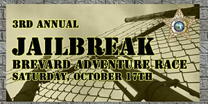 Jailbreak Brevard Adventure Race 2015