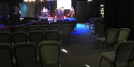 10:30am(Vaccinated) Dance Room  Access Seating Service, Inspire Church Sg tickets
